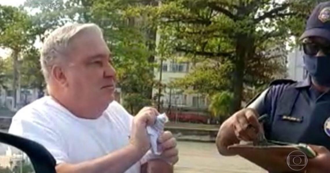 15x0: CNJ afasta desembargador que humilhou o guarda municipal de Santos que o abordou na praia