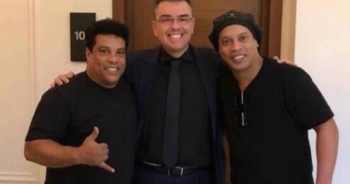 Documento falso de Ronaldinho foi feito pelo próprio governo paraguaio, afirma advogado de Gaúcho
