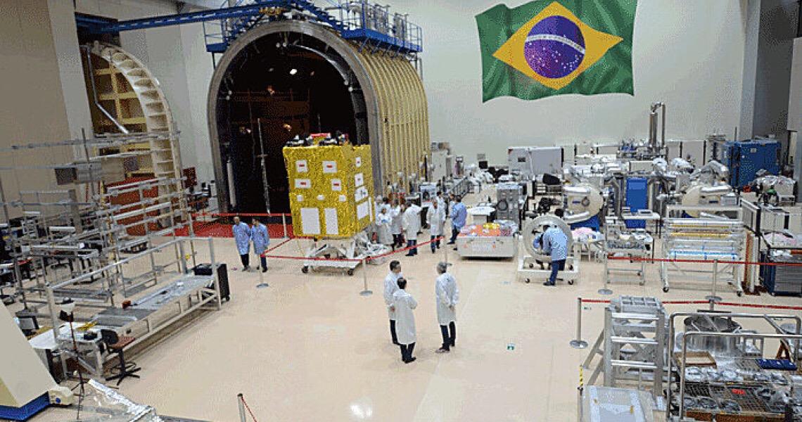 Governo Bolsonaro acabando com o Inpe, a vingança segue
