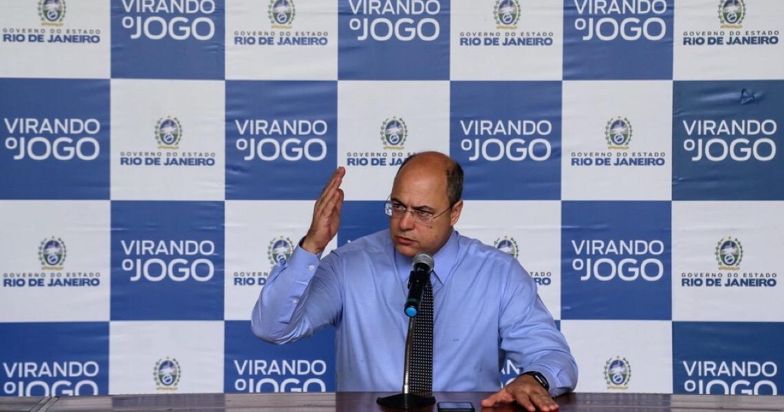 Esquema Witzel planejava arrecadar R$ 400 milhões cobrando propina de 5% sobre contratos com OSs da saúde, diz Lava Jato