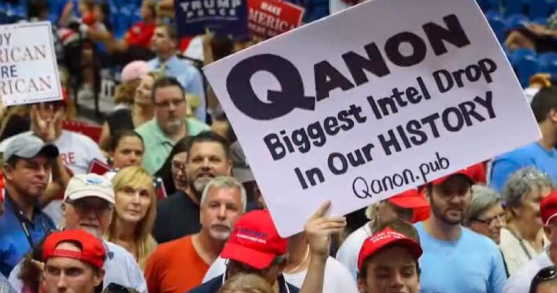 QAnon ganha força no Brasil com teorias conspiratórias e apoio a Bolsonaro