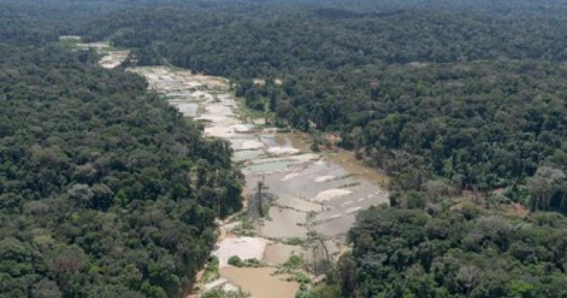 MPF recebe carta do povo Munduruku contra garimpo ilegal em suas terras