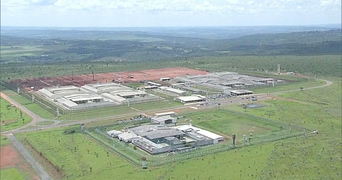 Secretário e outros 4 integrantes do alto escalão da Saúde do DF são transferidos para Papuda