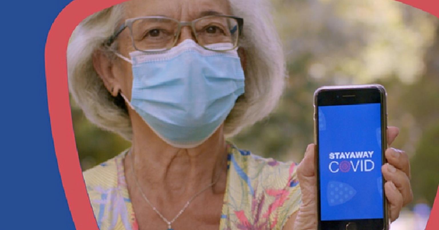 Governo português apresenta a app Stayaway Covid