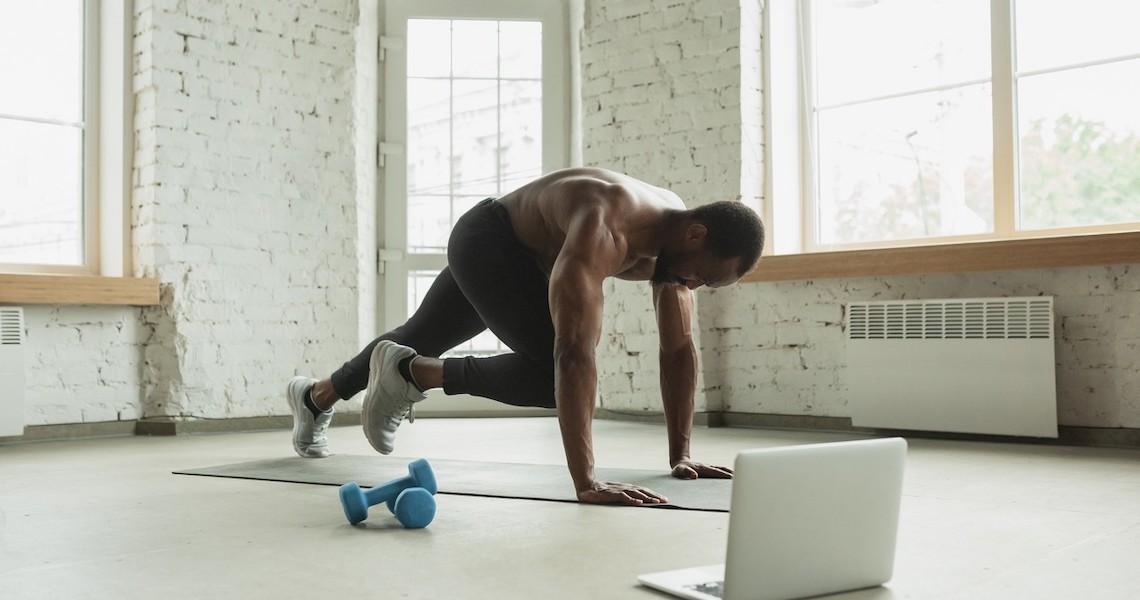 Dia do Profissional de Educação Física: Cuidados com a prática de exercícios em casa
