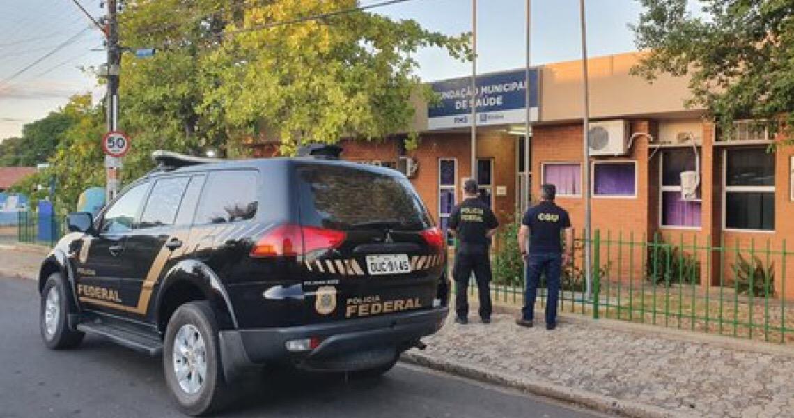 Covidão no Piauí: PF cumpre mandados na Fundação Municipal de Saúde em Teresina