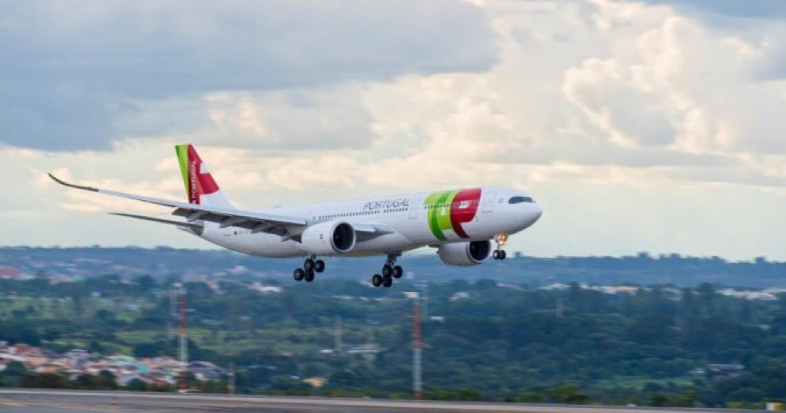 TAP volta a operar no Aeroporto de Brasília e retoma voos internacionais