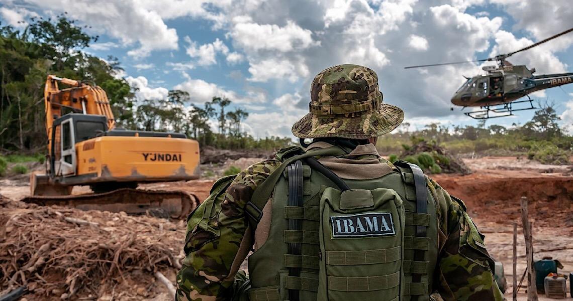 MPF investiga vazamento de informações sobre diligências do Ibama contra garimpeiros