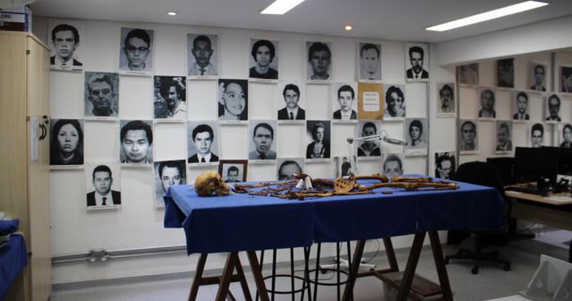 Mais de mil ossadas de vala aberta na ditadura ainda aguardam identificação