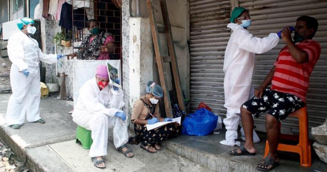 Índia supera Brasil e se torna o segundo país com mais casos de covid-19