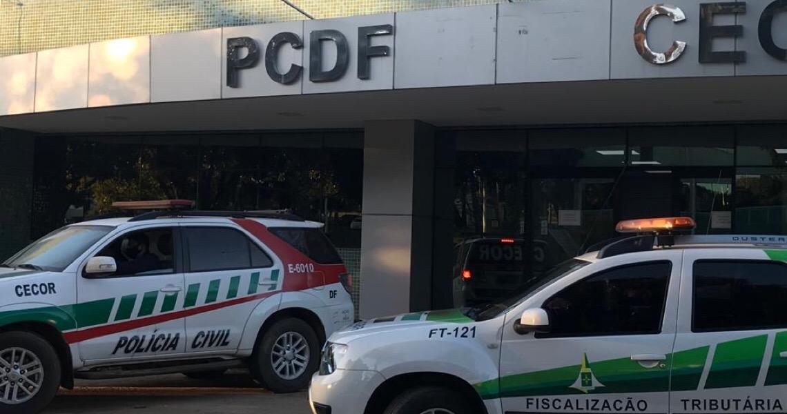 Ex-chefe da Casa Civil do GDF, Valdetário Monteiro é alvo de buscas da PCDF