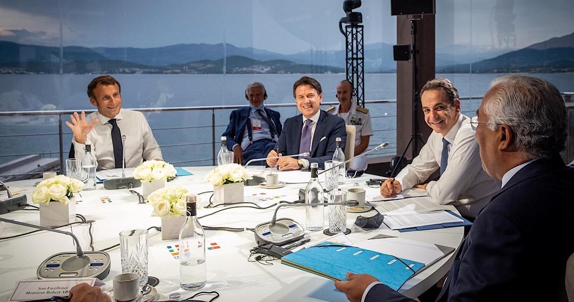 Cooperação entre países do sul é fundamental para pôr em marcha o programa de recuperação europeu