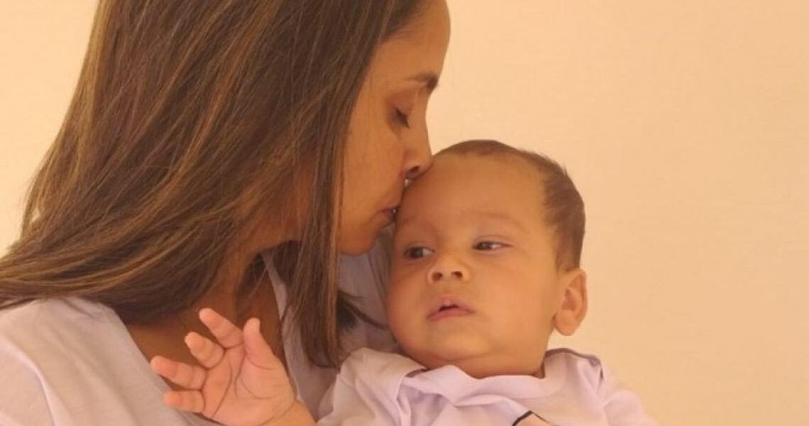 Bebê de 5 meses precisa de medicamento de R$ 12 milhões