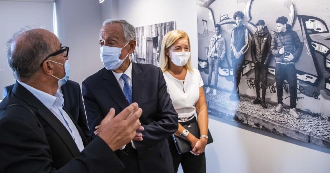Presidente de Portugal aconselha humildade e que se faça