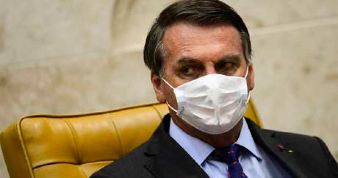 Bolsonaro é aconselhado a não reagir contra Celso de Mello