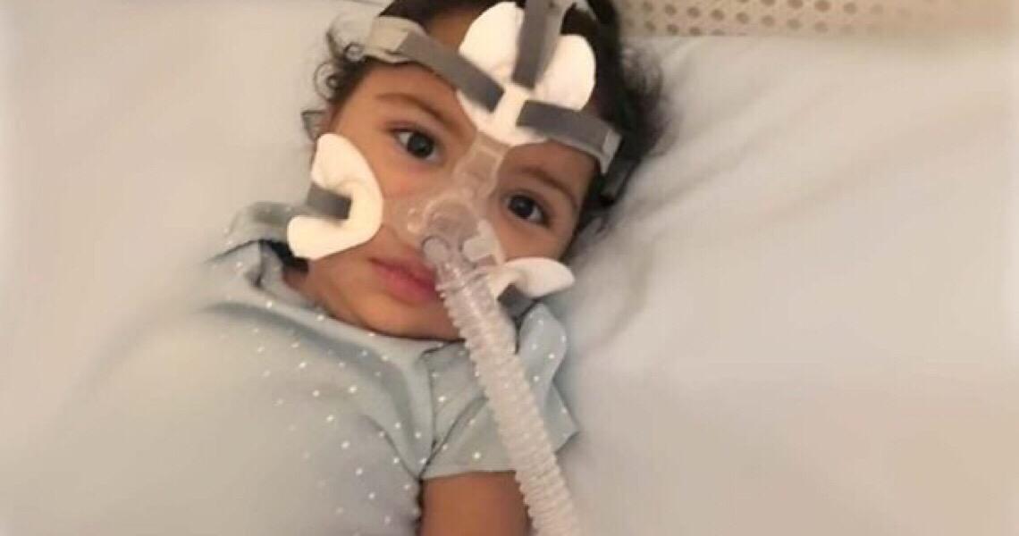 Governo federal libera R$ 12 milhões para remédio de criança com AME no DF