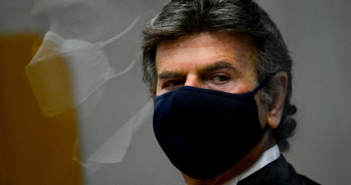 Luiz Fux impede que condenados por corrupção e lavagem sejam soltos por causa da Covid-19