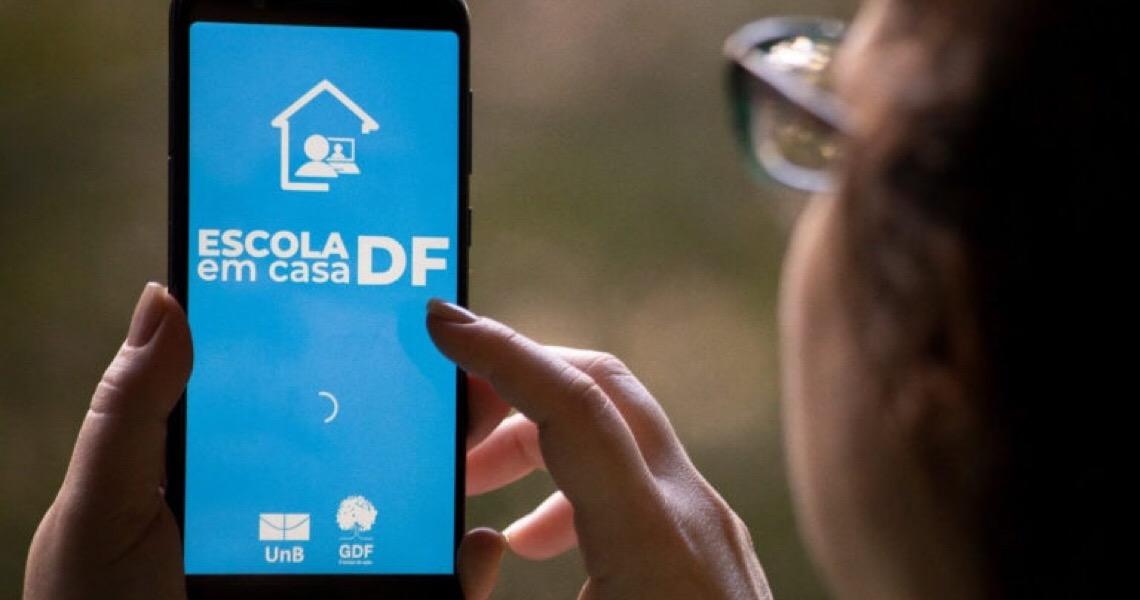 Internet gratuita para aluno e professor começa a ser liberada no Distrito Federal