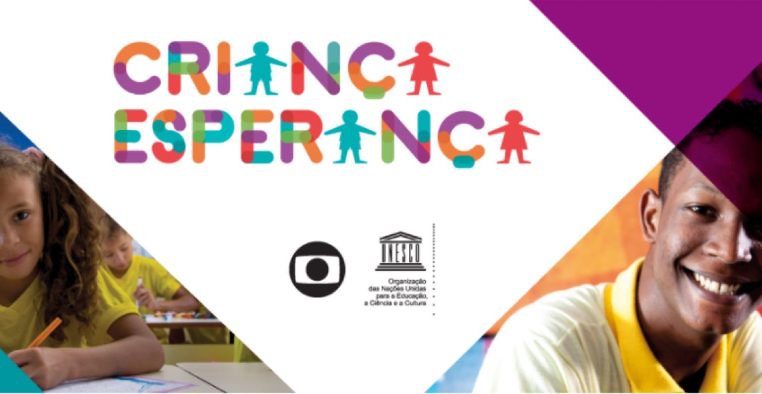 Show online do Criança Esperança 2020 acontece dia 28 de setembro
