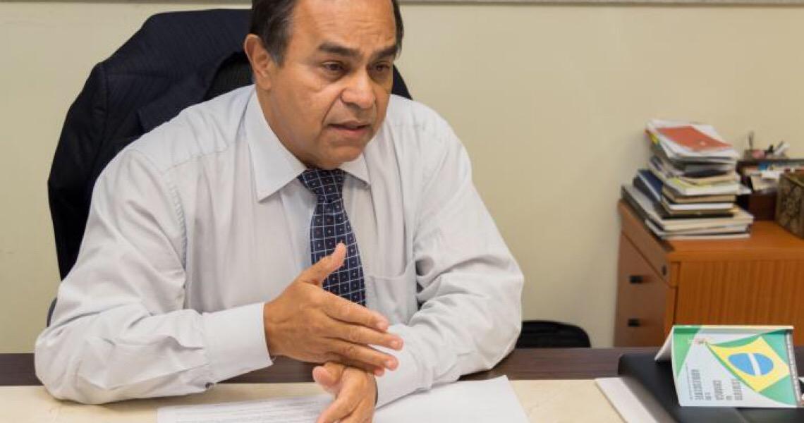 STJ coloca Siro Darlan, do Tribunal de Justiça do Rio, no banco dos réus por corrupção passiva