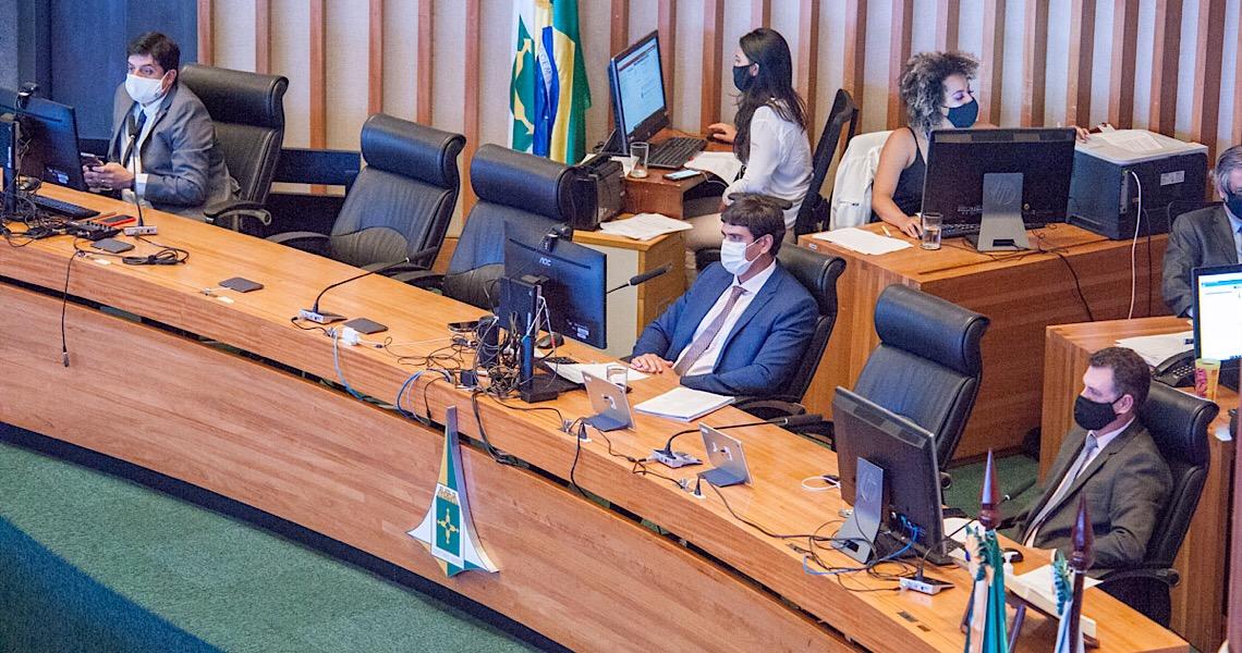 Debates sobre CPI da Pandemia em plenário levam a discussões sobre Regimento Interno