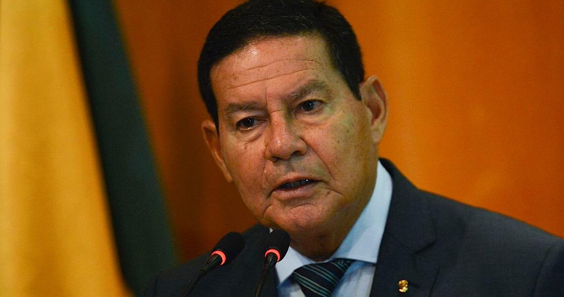 Pressionado por desmate, Mourão quer usar militar de reserva para criar 'Força Tática da Amazônia'