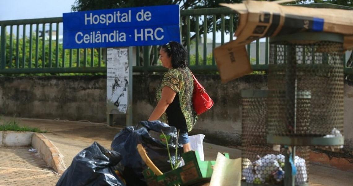 Hospital da Ceilândia está sem insumos para entubar pacientes com Covid-19