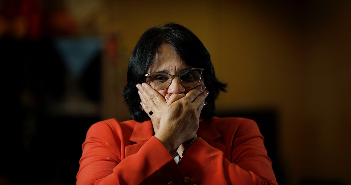 Ministra Damares Alves tentou impedir que menina estuprada abortasse