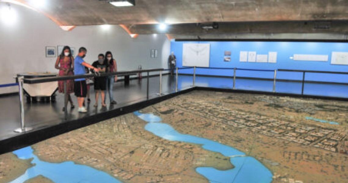 Museus no Distrito Federal reabrem com segurança e tranquilidade