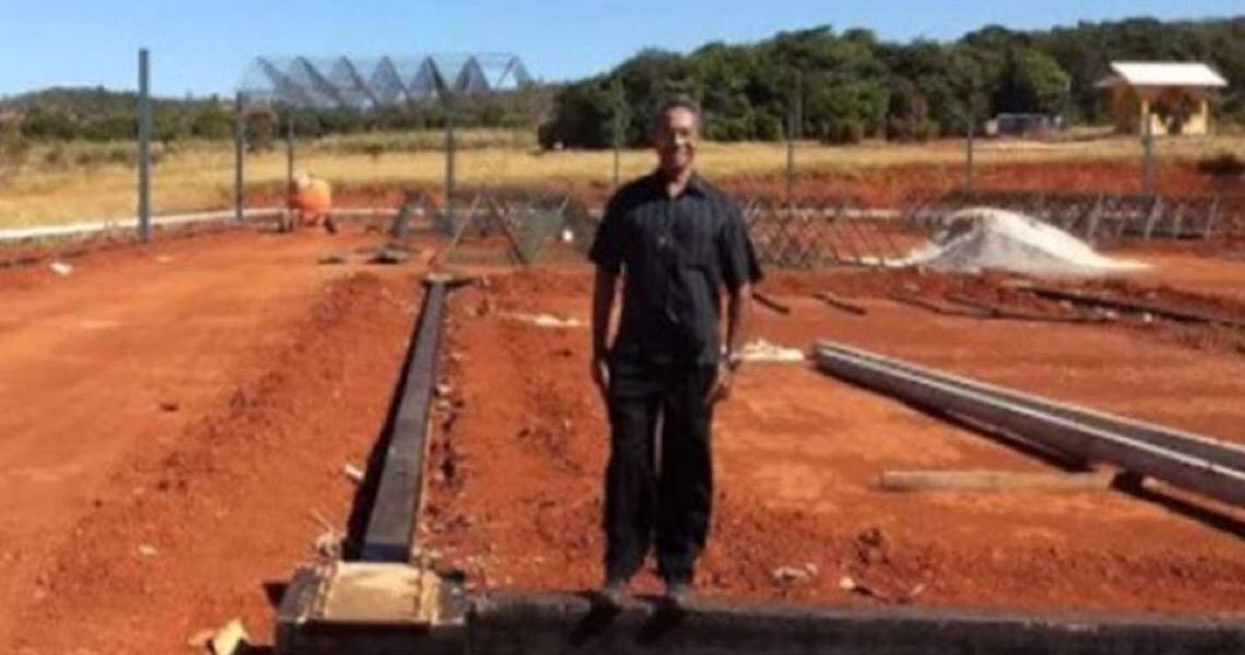 Padre Vanilson faz vaquinha para pagar galpão de obra social no DF