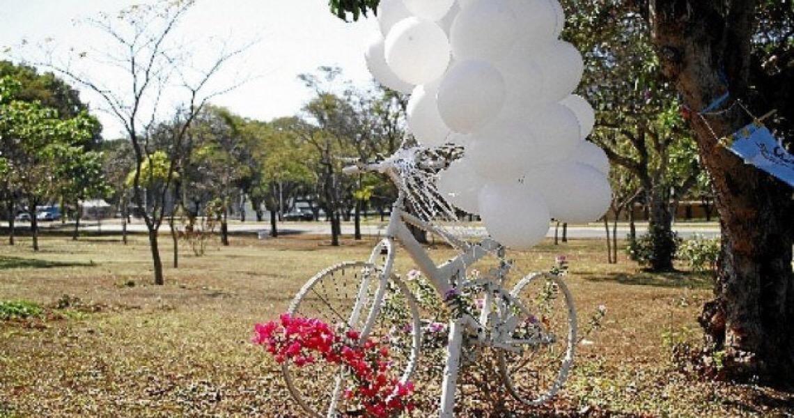 Ciclistas alertam para os cuidados com a segurança na hora de andar de bike