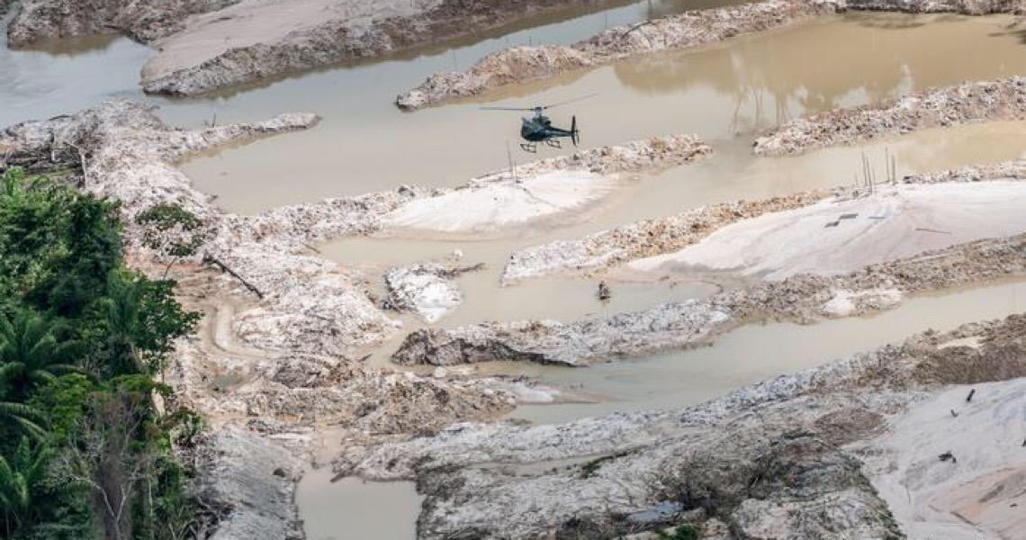 Mineração em terras indígenas pode causar prejuízo anual de US$ 5 bi, diz estudo