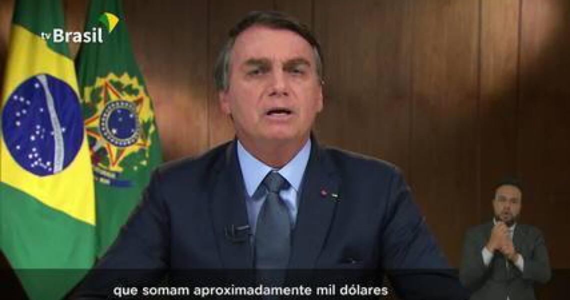 Dona de casa vai à Justiça por auxílio emergencial de US$ 1 mil, citado por Bolsonaro na ONU, em vez dos R$ 2,4 mil que recebeu