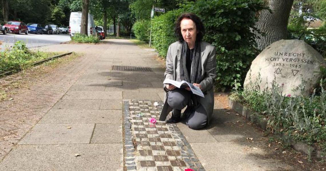As crianças esquecidas vítimas do nazismo em Hamburgo
