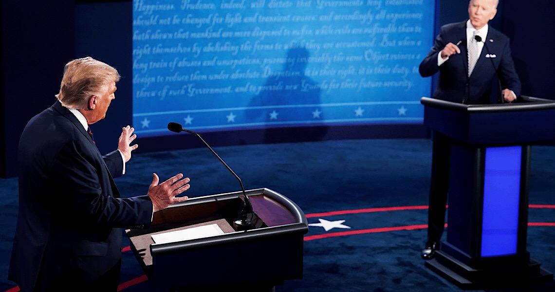 No debate, Biden prometeu ajudar a preservação da Amazônia, mas fez uma ameaça