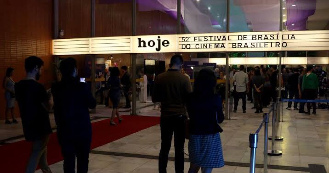 Secretaria de Cultura assume o Festival de Cinema de Brasília