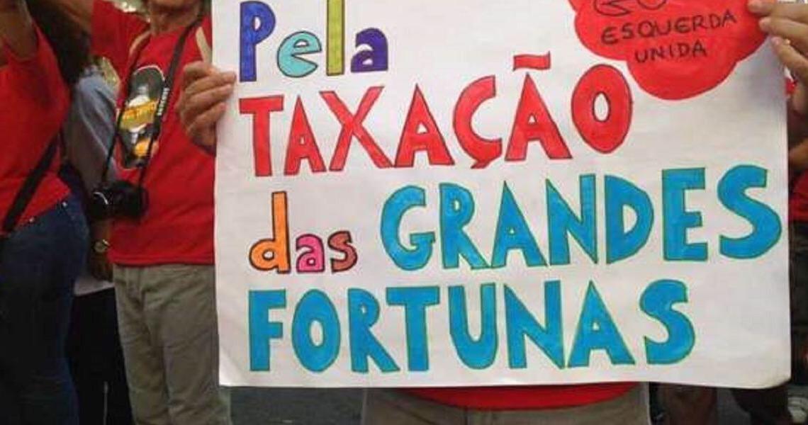 Renda Cidadã deve ser bancada com impostos sobre super-ricos, defende Fenafisco