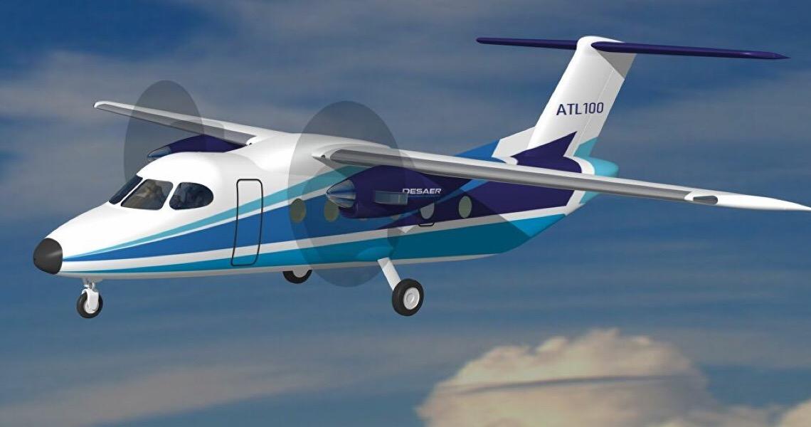 Brasil e Portugal fecham parceria para fabricar novo avião turboélice