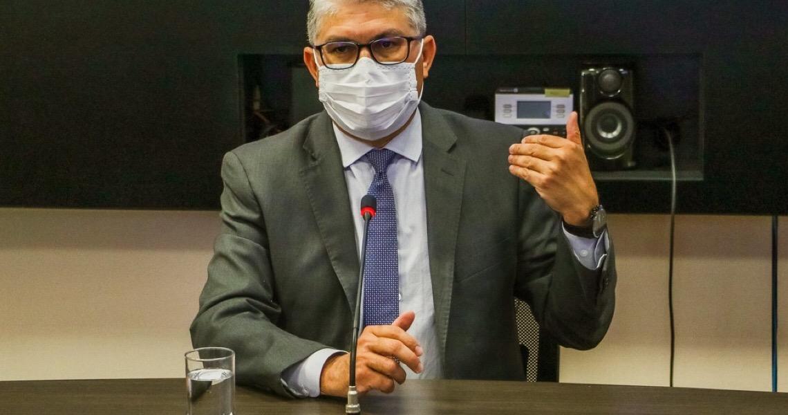 Justiça do Distrito Federal nega pedido de revogação da prisão de ex-secretário de Saúde