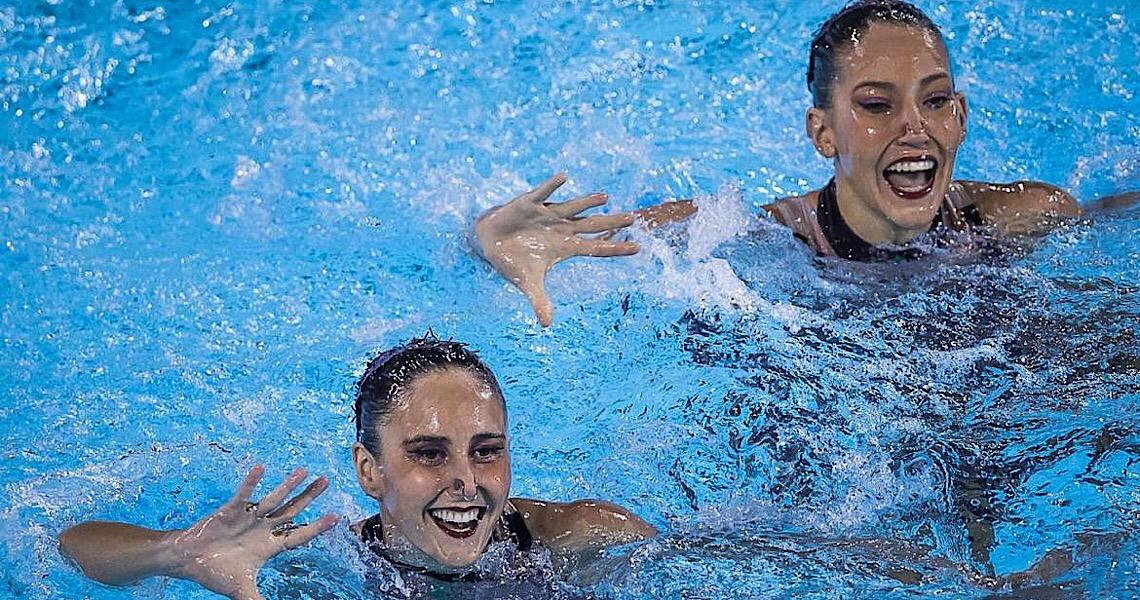 Avaliação define dueto brasileiro no Pré-Olímpico de Nado Artístico