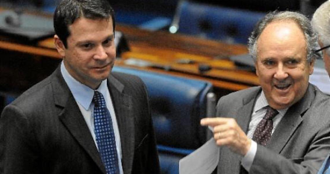 Sem Reguffe, aliados apostam na volta de Cristovam ao Senado em 2022