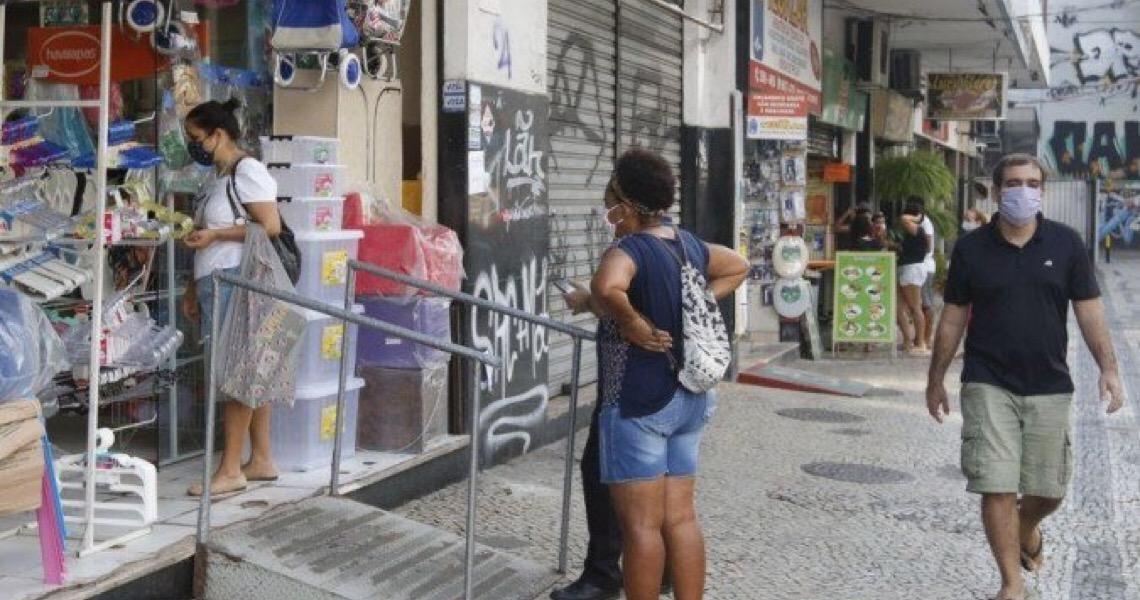 Distrito Federal e Rio se alternam com os piores índices de mortes por covid-19