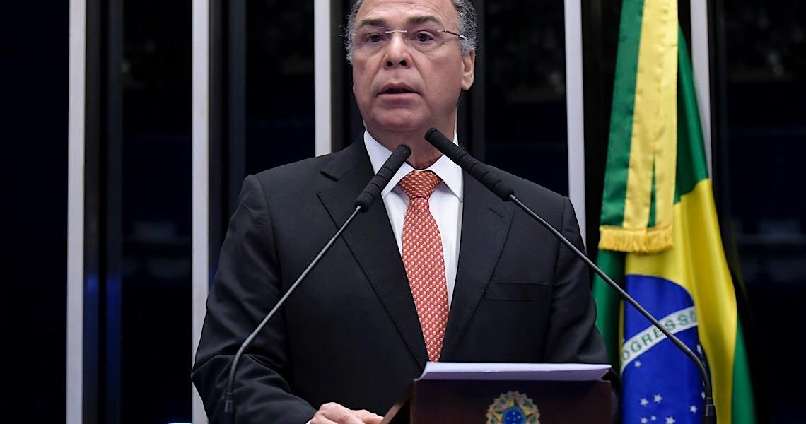 Chico Rodrigues decide deixar vice-liderança do governo Bolsonaro, diz Fernando Bezerra