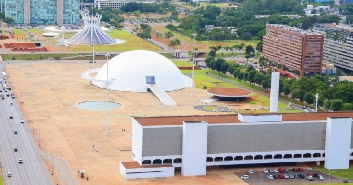 Duas áreas na Esplanada dos Ministérios vão se tornar eixo cultural