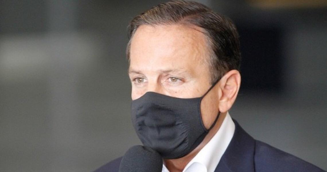 'Me dá vontade de mandar a conta para o ministro', diz Doria sobre custos para capturar André do Rap
