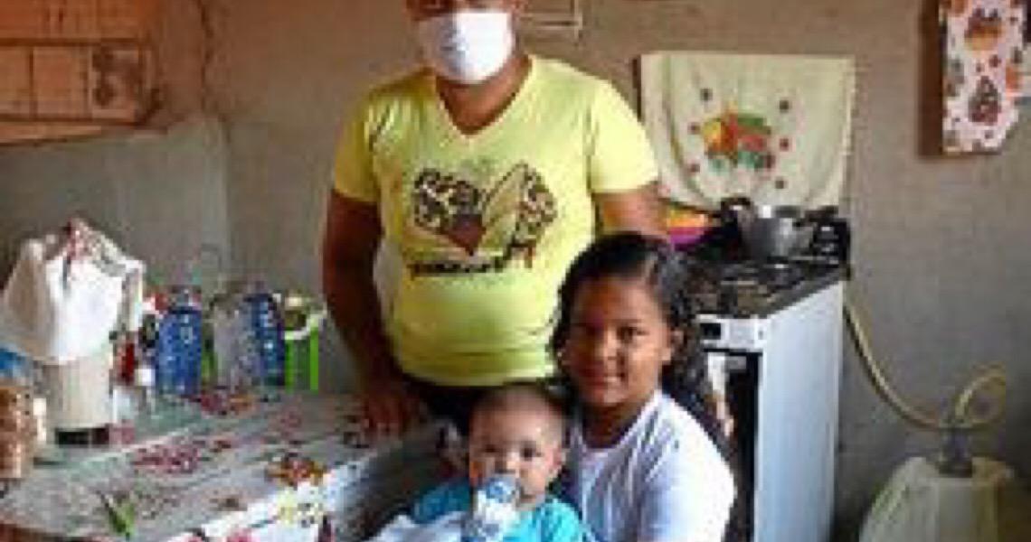 'Mãe, você já comeu?': Pelo menos 49 mil famílias no Distrito Federal vivem em situação de fome