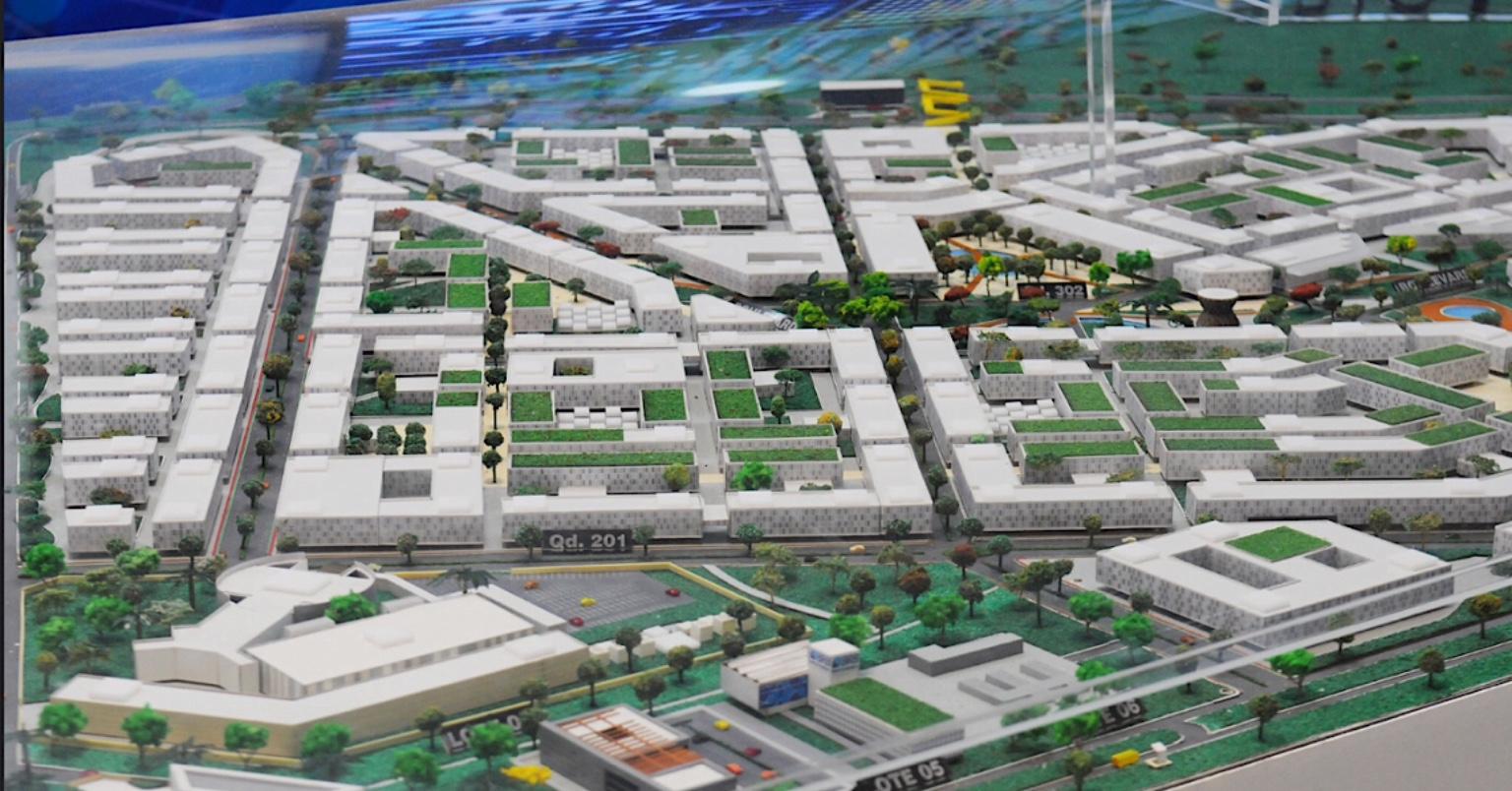 O futuro 5G marca presença em Brasília. População pode conferir o projeto, gratuitamente