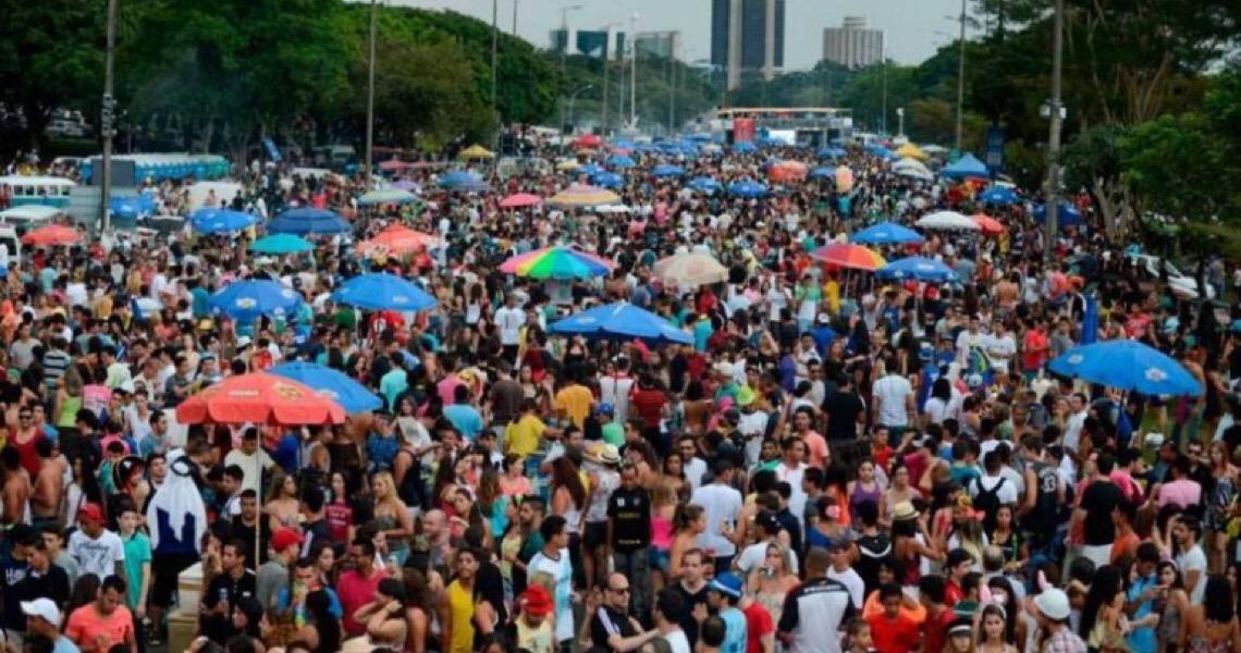 Governo não realizará festas de réveillon e de carnaval 2021 no Distrito Federal