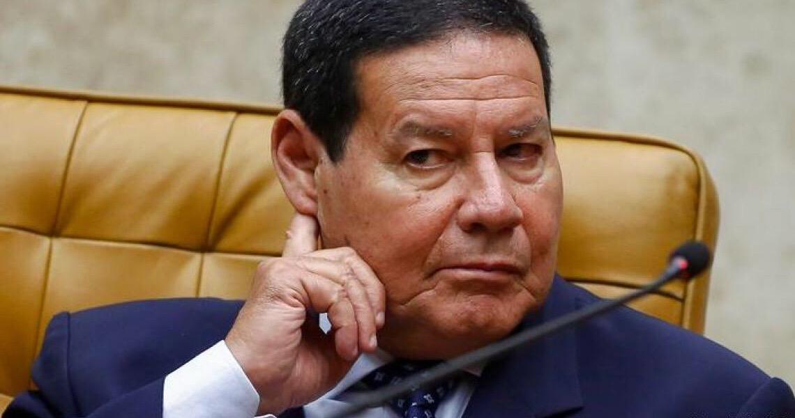 Substituição de Mourão como vice em 2022 entra no radar de militares