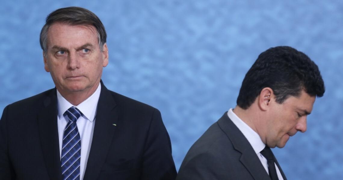 Ministro Alexandre de Moraes é novo relator de inquérito de Bolsonaro e Moro
